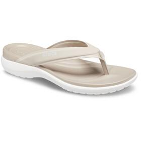 Crocs Capri V Sporty Vender Damer, beige/hvid